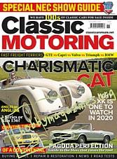 Classic Motoring – November 2019