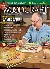 Woodcraft Magazine - December/January 2020