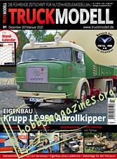 Truckmodell - Dezember/Januar 2020