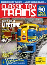 Classic Toy Trains - January 2020