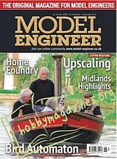 Model Engineer 4626 - 22 November 2019