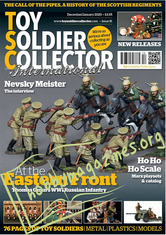 Toy Soldier Collector - December/January 2020