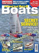 Model Boats - December 2019