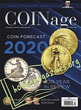 COINage – December/January 2020