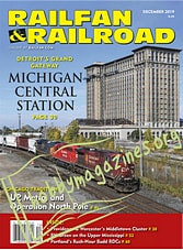 Railfan & Railroad - December 2019