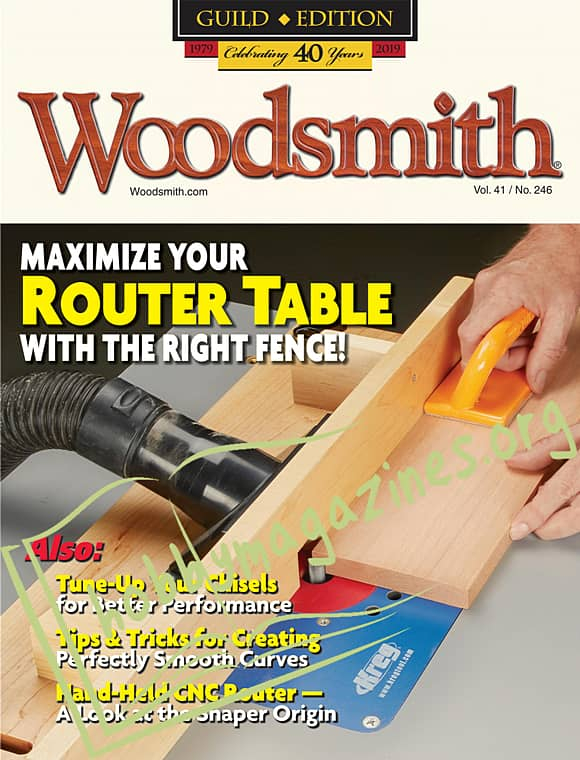 Woodsmith – December/January 2020