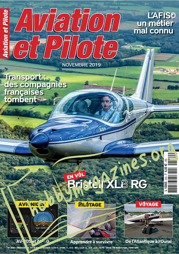 Aviation et Pilote - Novembre 2019