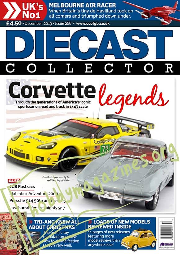 Diecast Collector - December 2019