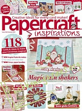 PaperCraft Inspirations - Christmas 2019