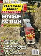 Railroad Model Craftsman - December 2019