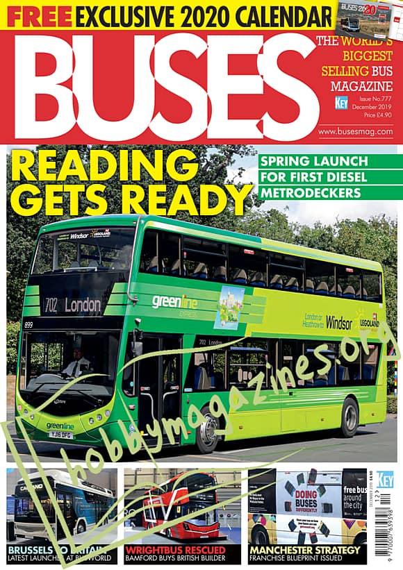 Buses - December 2019