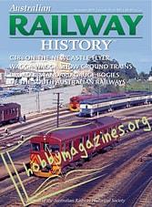 Australian Railway History - November 2019