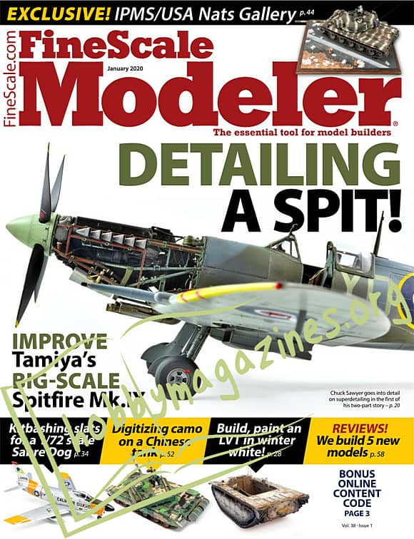 FineScale Modeler - January 2020