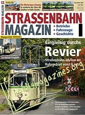Strassenbahn Magazin – Dezember 2019