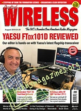 Practical Wireless - August 2019