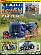 Ford & Fordson Tractors - December/January 2020