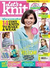 Let's Knit - December 2019