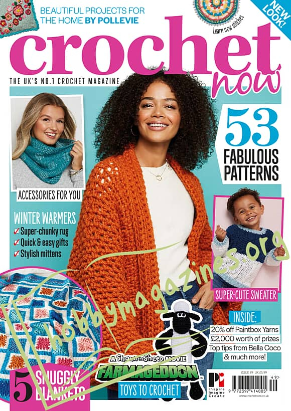 Crochet Now Issue 49