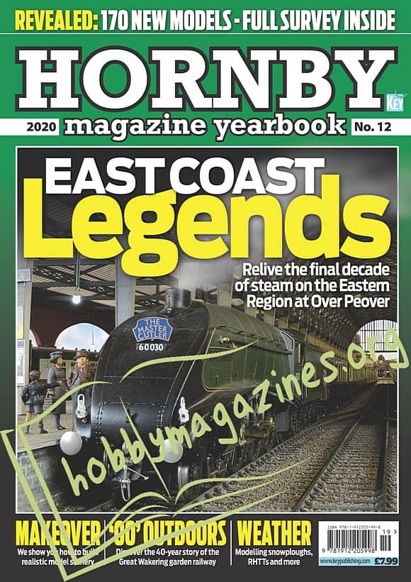 Hornby Magazine Yearbook 2020