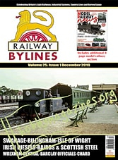 Railway Bylines - December 2019