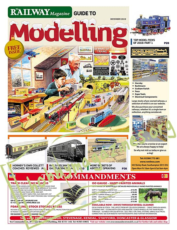 The Railway Magazine Guide to Modelling - December 2019