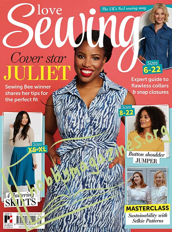 Love Sewing Issue 75
