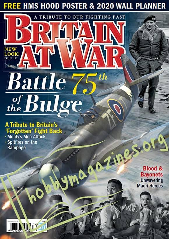 Britain at War - December 2019