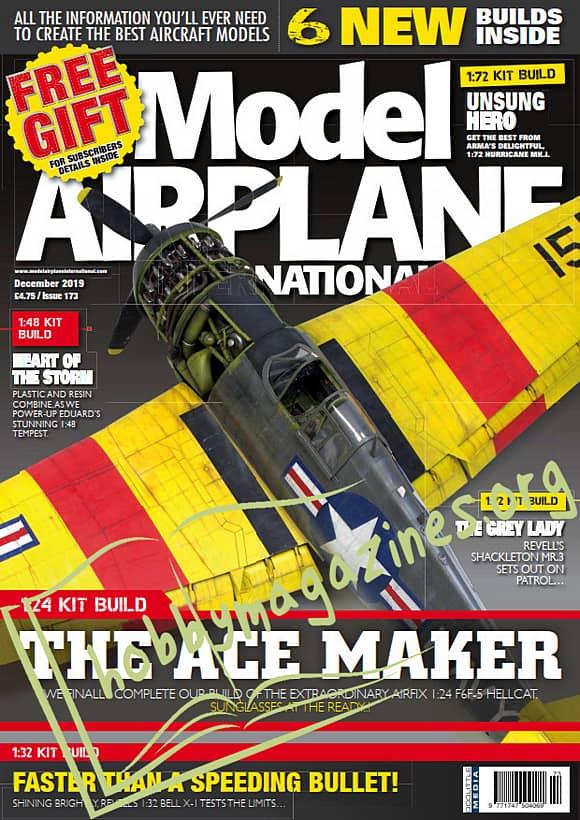 Model Airplane International - December 2019