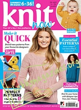 Knit Now Issue 110