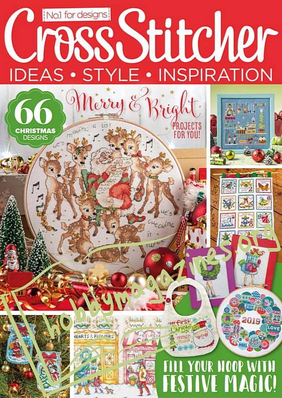 CrossStitcher - December 2019