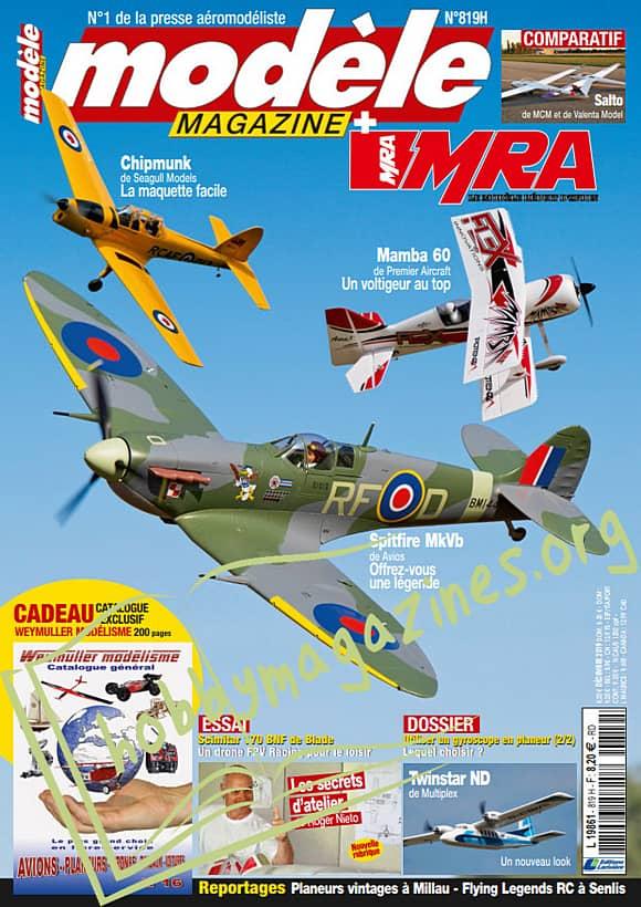 Modèle Magazine - Décembre 2019
