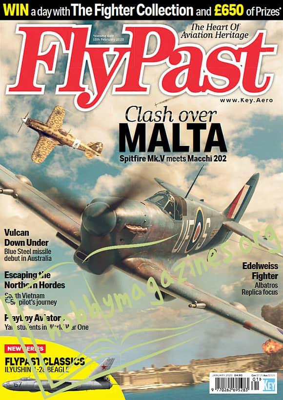 FlyPast - January 2020