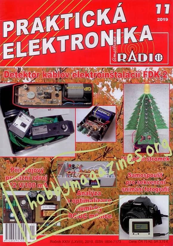Prakticka Elektronika 2019-11