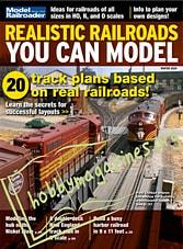 Model Railroader Special - Realistic Railroads You Can Model - Winter 2020