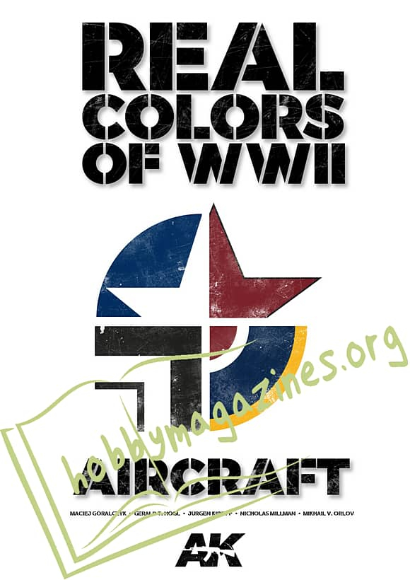 Real Colors of WWII Aircraft