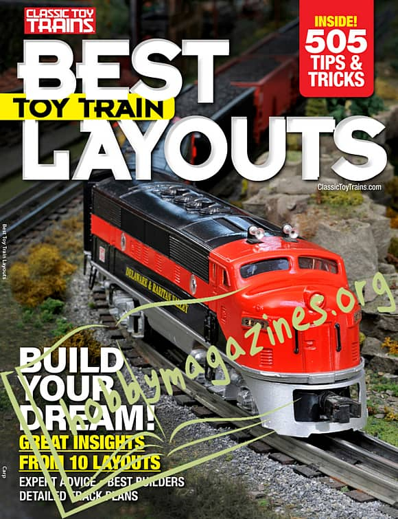 Classic Toy Trains Special - Best Toy Train Layouts