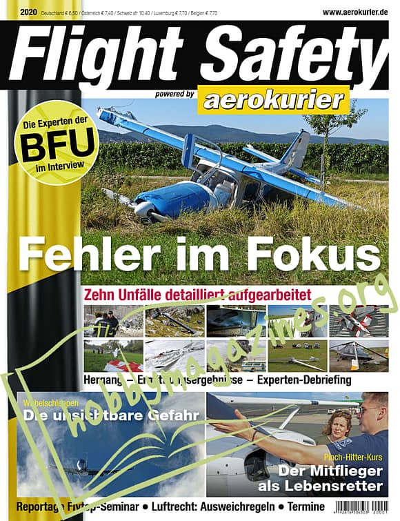 Aerokurier - Flight Safety 2020