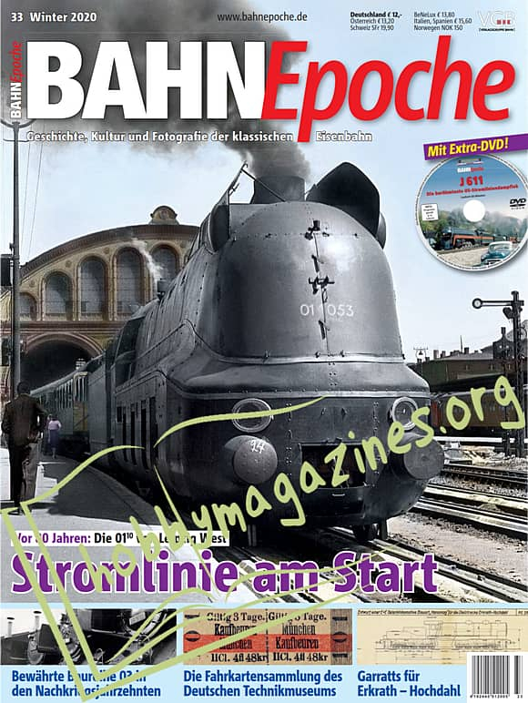 Bahn Epoche - Winter 2020
