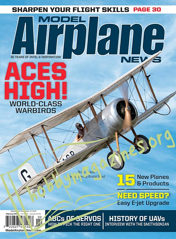 Model Airplane News – February 2020
