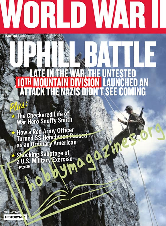 World War II Magazine - February 2020