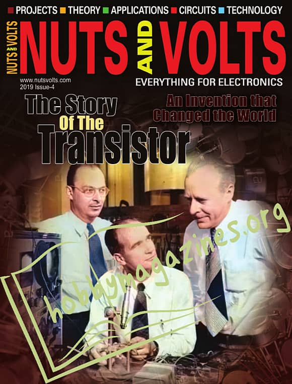 Nuts and Volts - Issue 4, 2019