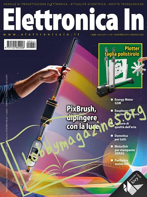 Elettronica In 241 - Dicembre/ Gennaio 2020