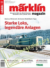 Marklin Magazin - Dezember/Januar 2020