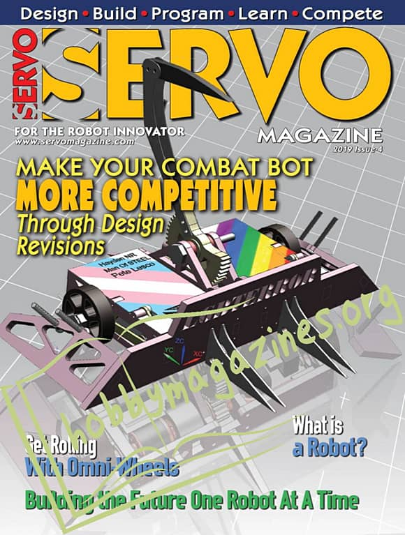 Servo Issue 4, 2019