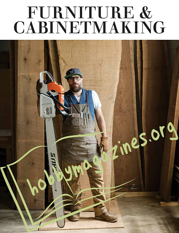 Furniture & Cabinetmaking Issue 290