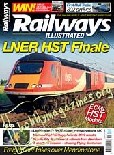 Railways Illustrated - January 2020