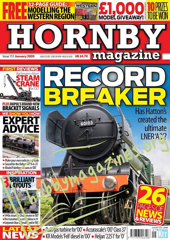 Hornby Magazine – January 2020
