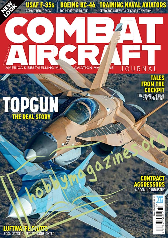 Combat Aircraft - January 2020