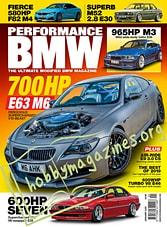 Performance BMW - January 2020