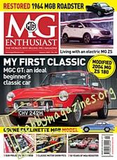 MG Enthusiast - January 2020